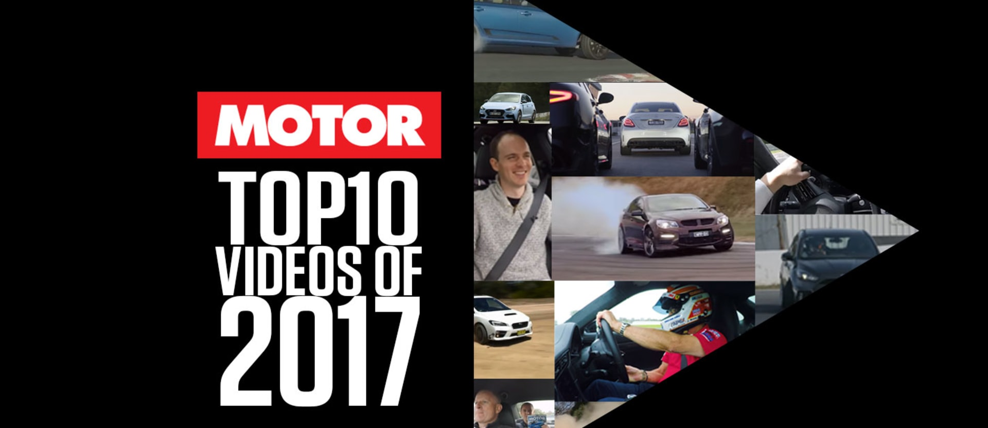 MOTOR top 10 videos 2017 cover nw