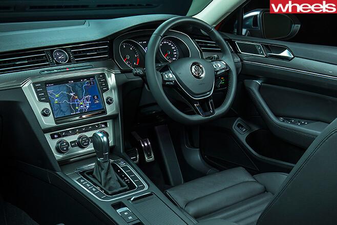 Volkswagen -Passat -2016-interiopr