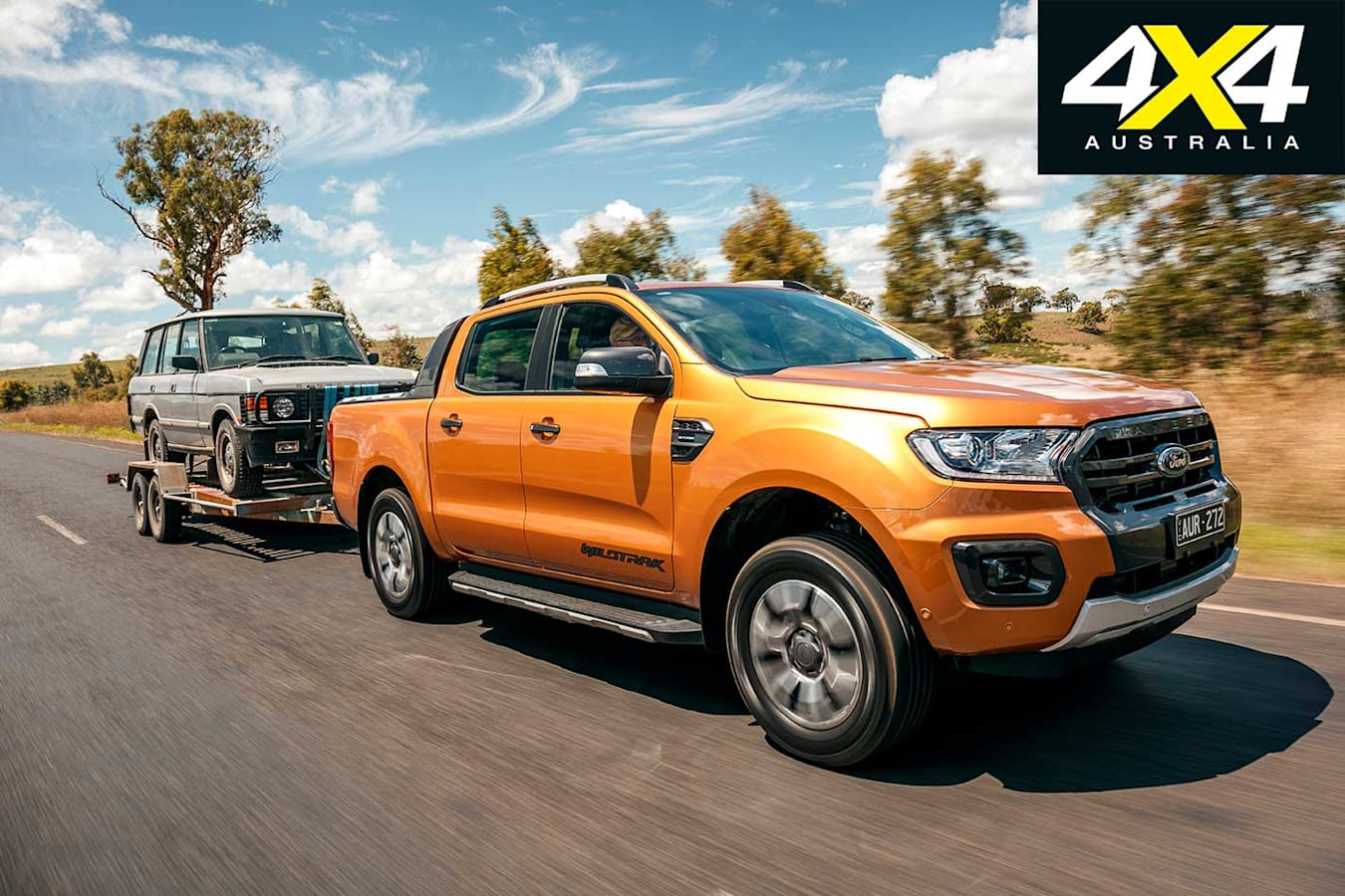 2019 Ford Ranger 2 0 Load And Tow Trailer Performance Jpg