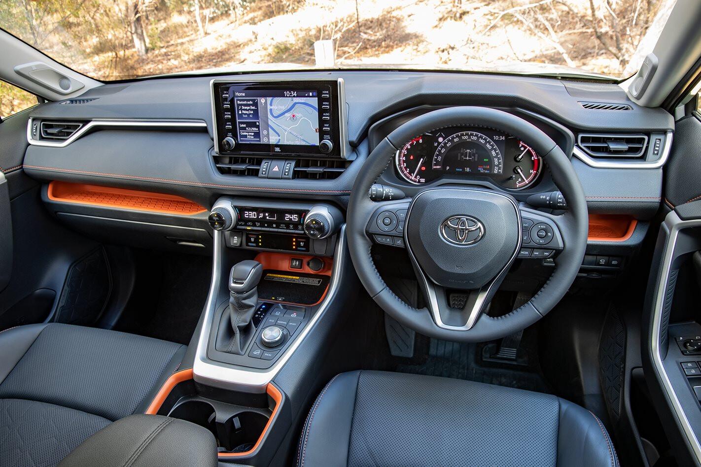 Toyota RAV4 Edge