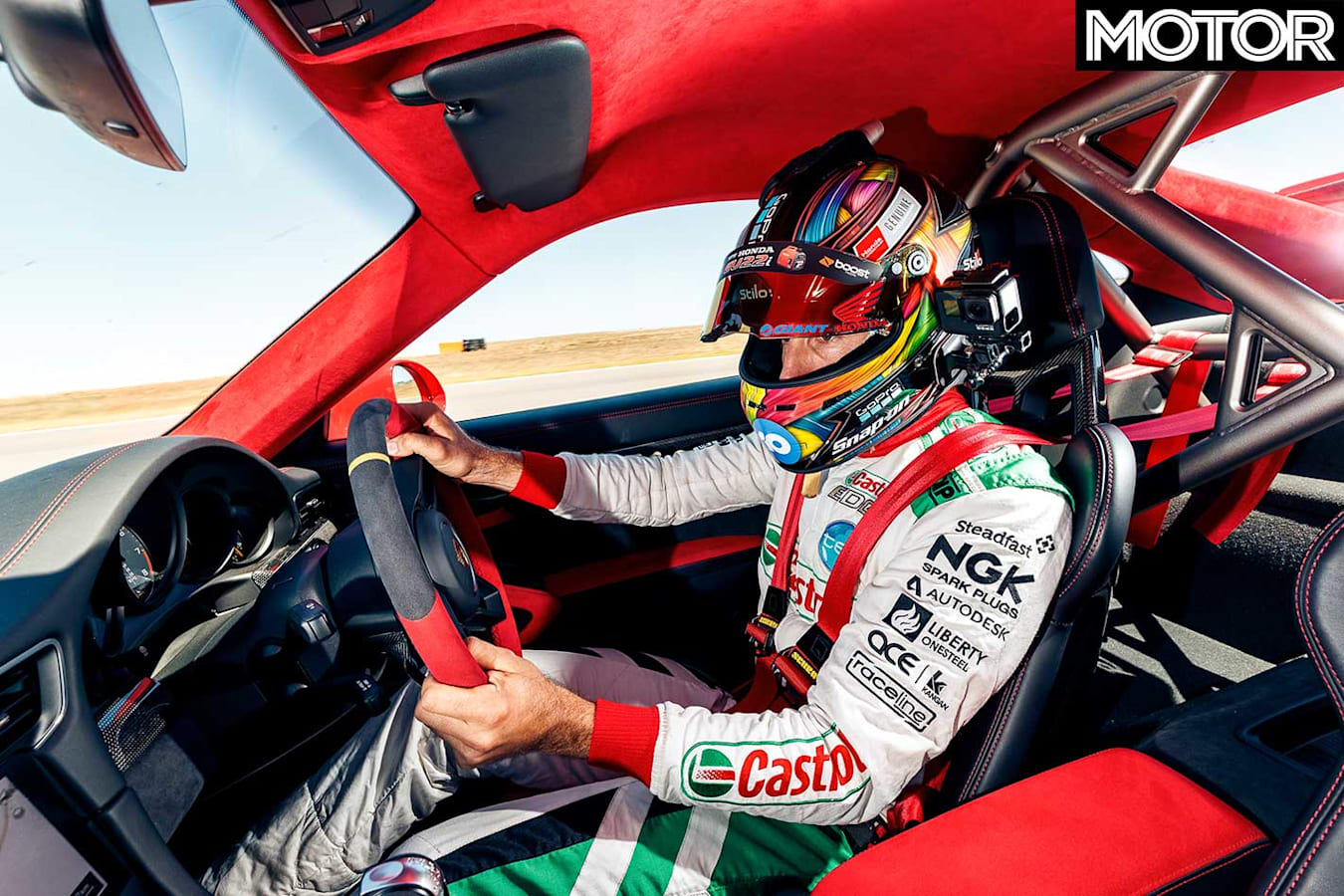 Performance Car Of The Year 2019 Track Test Rick Kelly Porsche 911 GT 2 RS Jpg