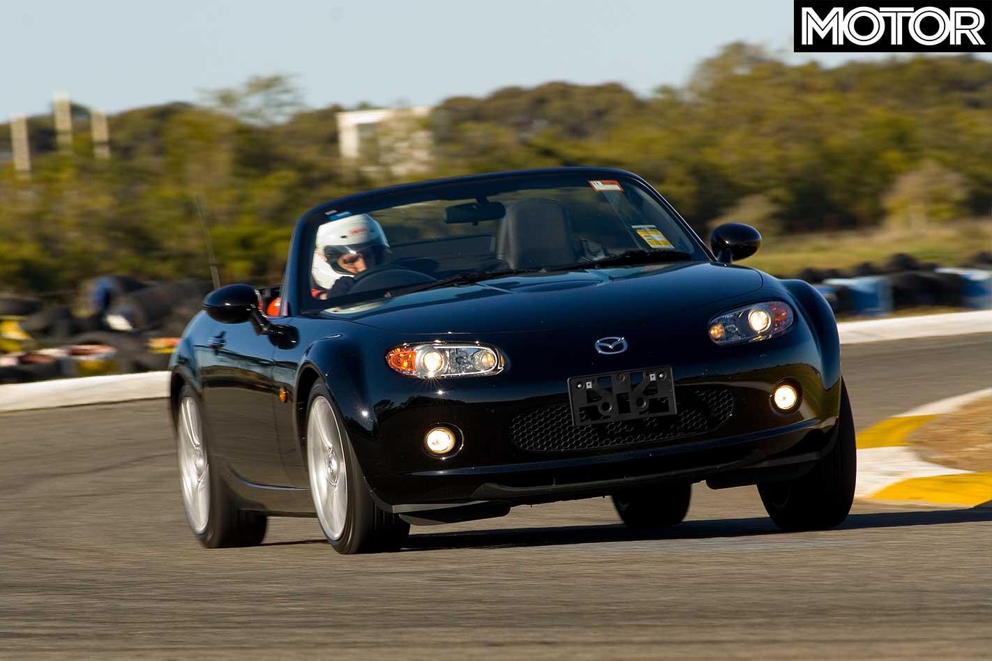 Mazda MX 5 NC Front Jpg