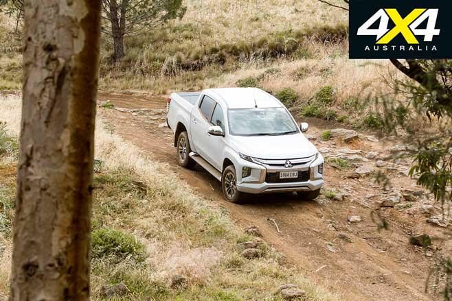 2020 4 X 4 Of The Year Mitsubishi Triton GLS Practicalities Jpg