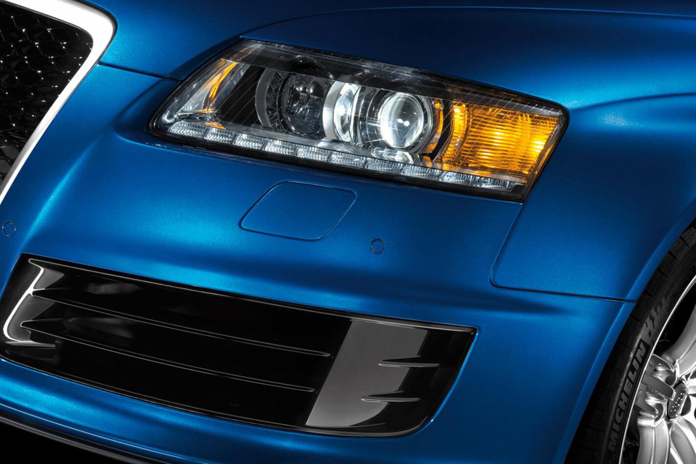 2008 Audi RS6 Avant headlight
