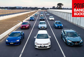 Best Value Performance Cars Bang For Your Bucks 2018