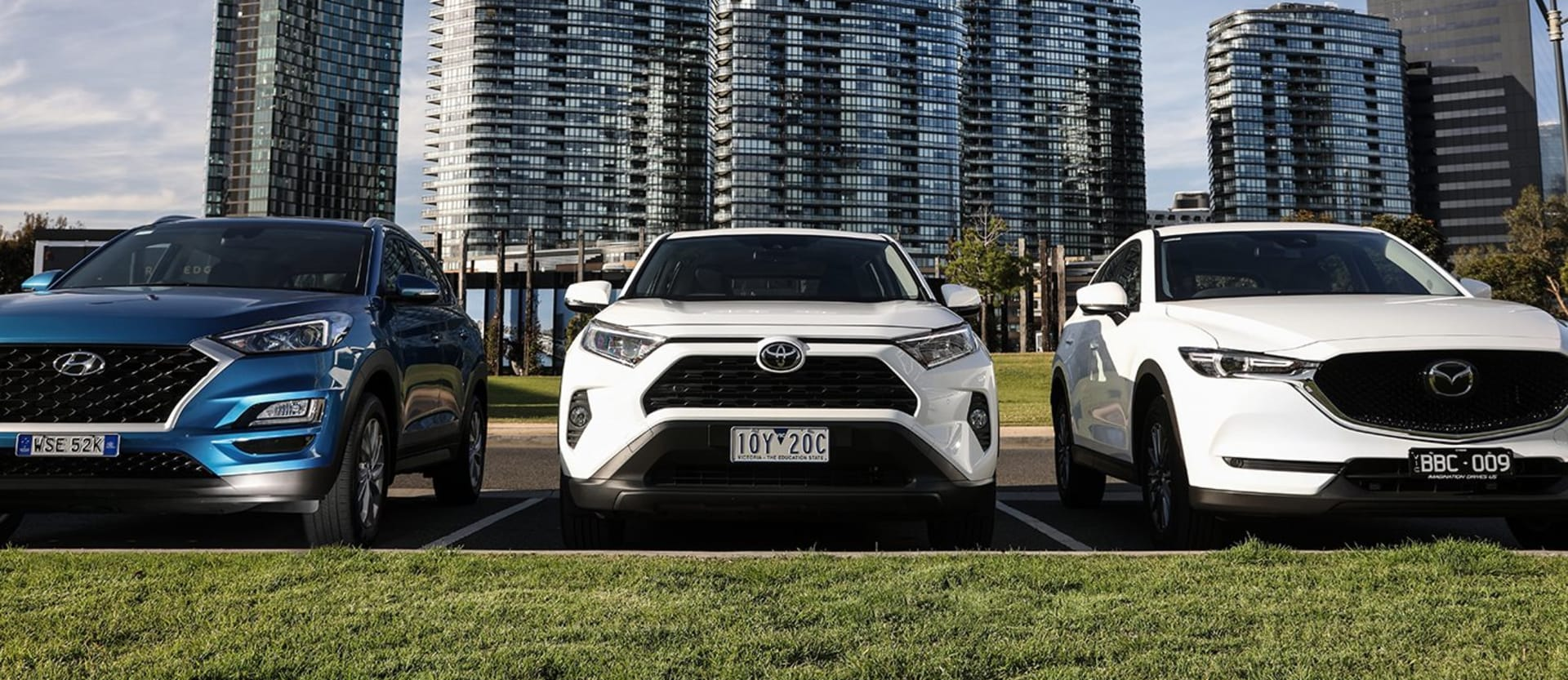 Entry-level mid-size SUVs tested and compared