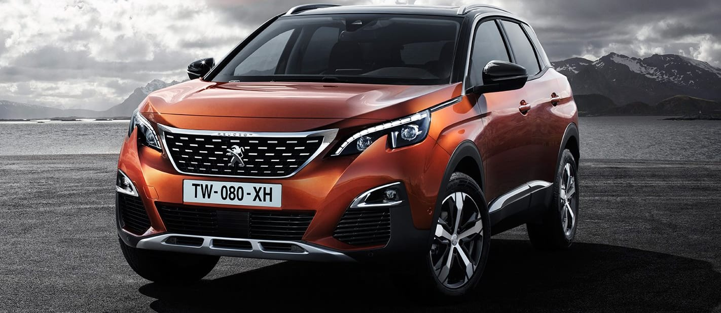 2018 Peugeot 3008 pricing and features