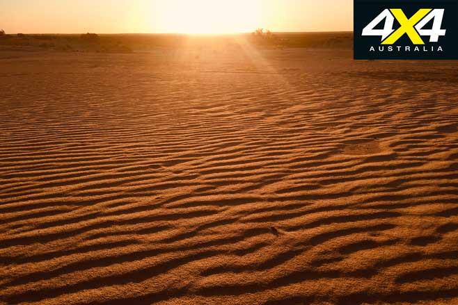 Mungo National Park Sand Landscape Jpg