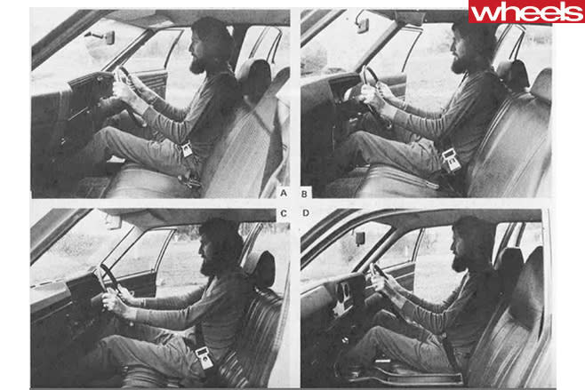 1973-Holden -vs -Lleyland -vs -Ford -vs -Valiant -interior