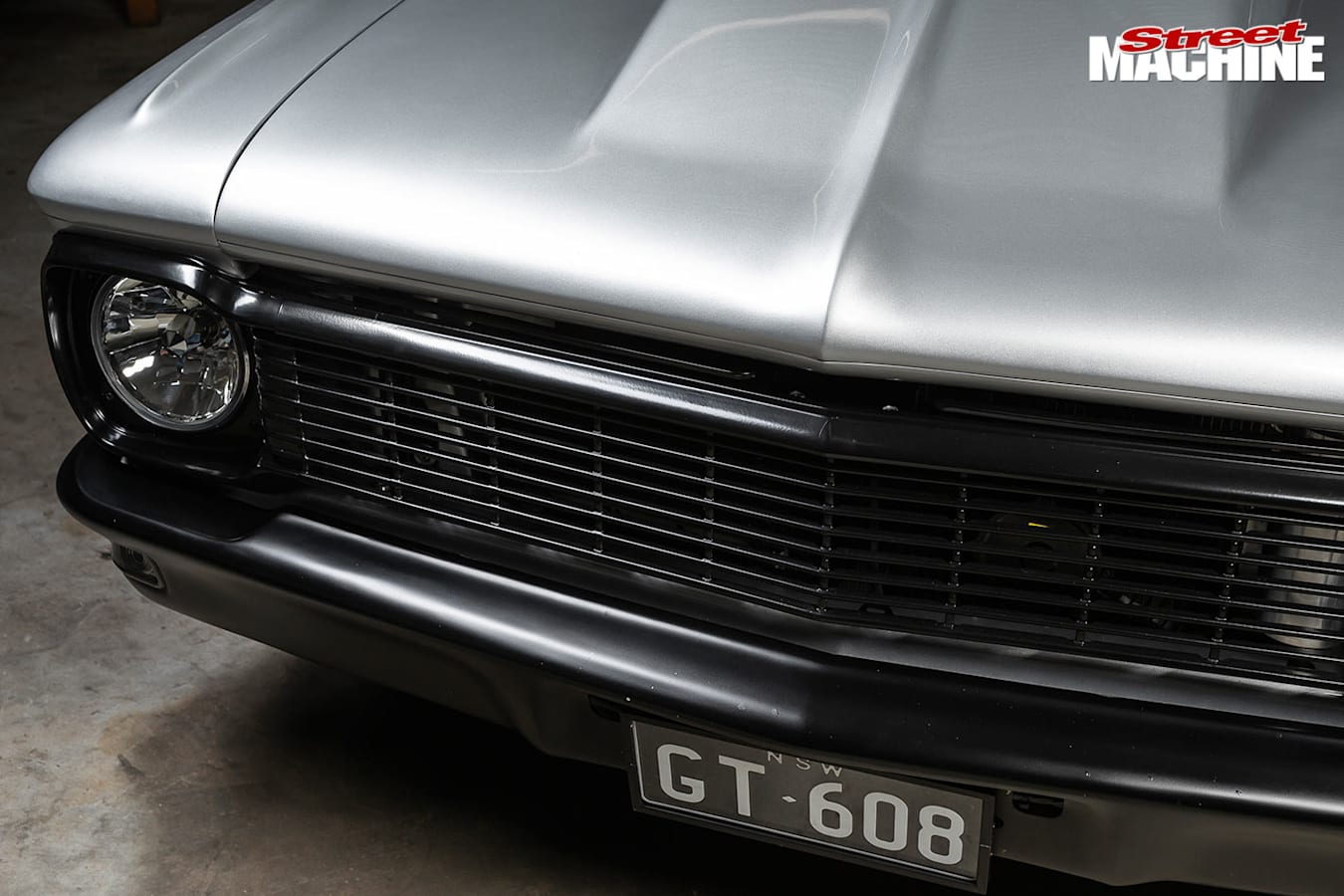 Ford Falcon XP front