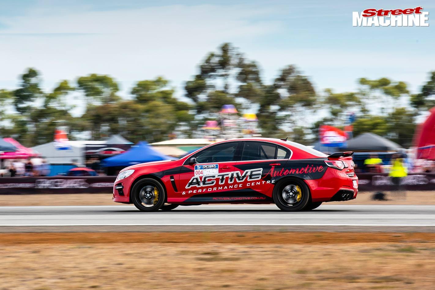 Rene Tassone at Racewars