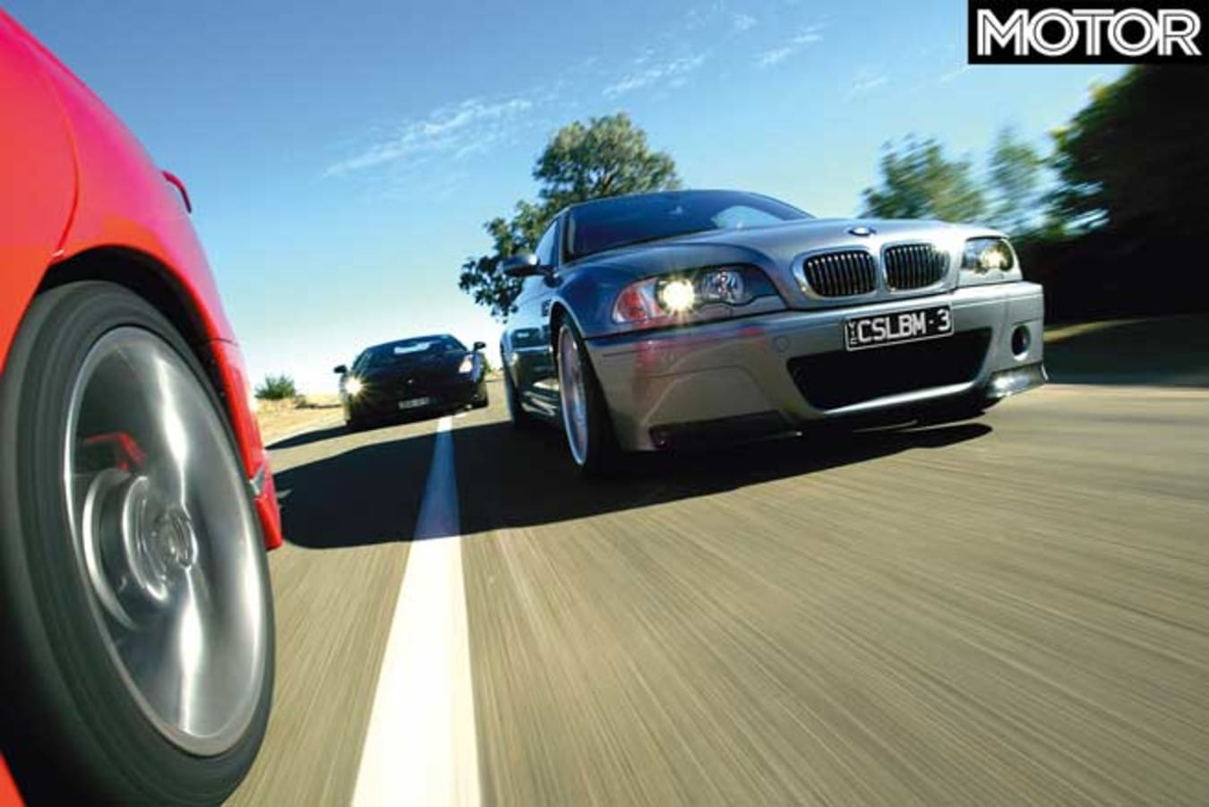 Performance Car Of The Year 2004 Introduction BMW M 3 CSL Jpg