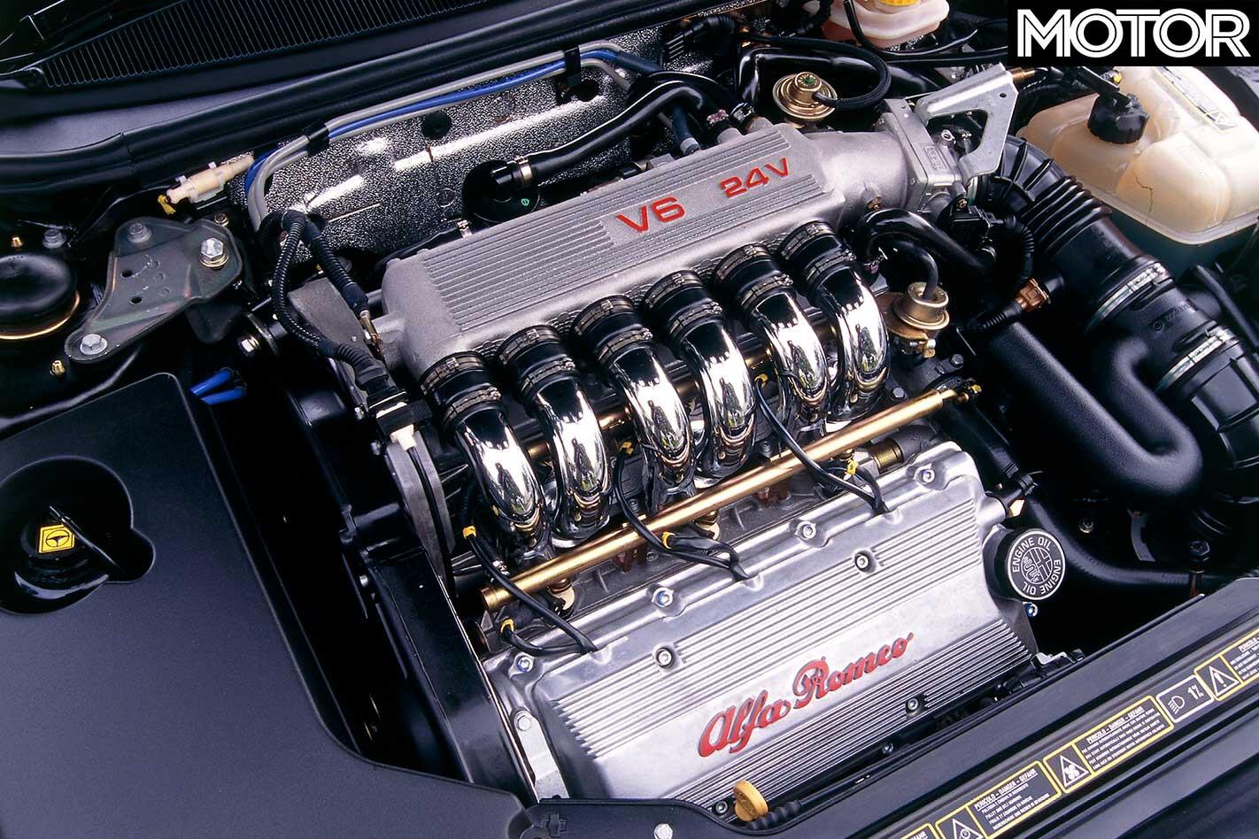 2000 Alfa Romeo GTV V 6 Engine Jpg