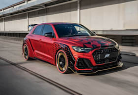 ABT builds 294kW Audi A1 1of1
