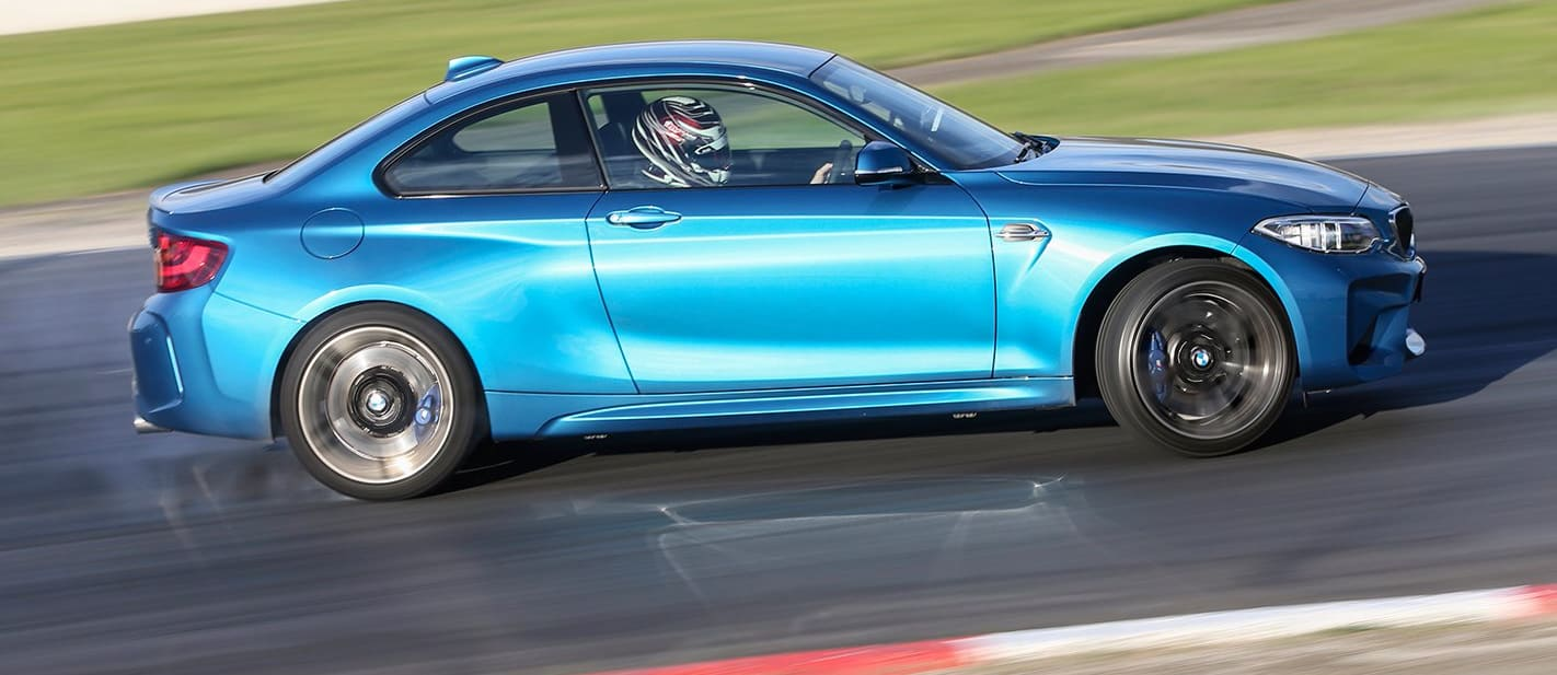 Best Performance Car Newcomer of 2016: BMW M2