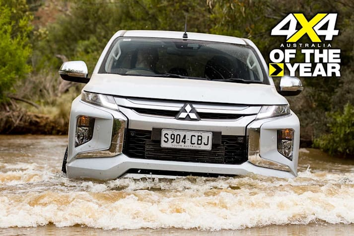 2020 4X4 Of The Year Mitsubishi Triton GLS review