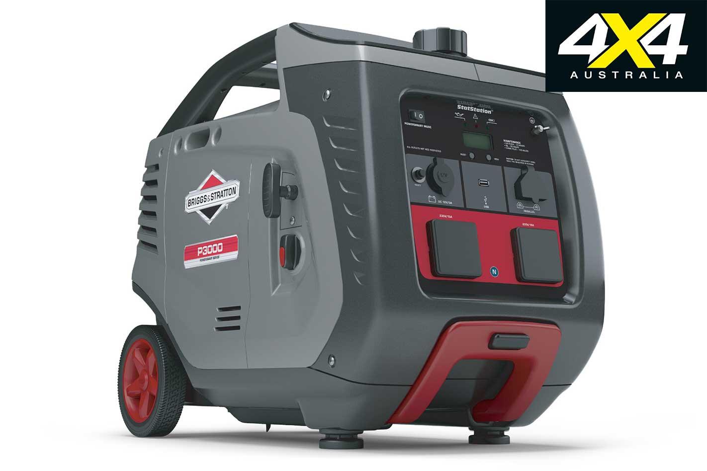 Briggs Stratton P 3000 Power Smart Generator Jpg