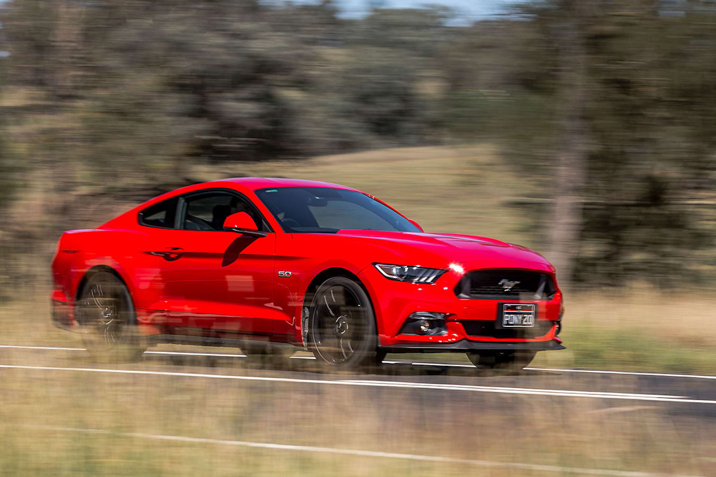 2016 Mustang GT Fastback