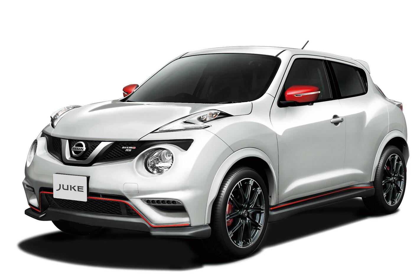 Nissan Juke Nismo Front Jpg