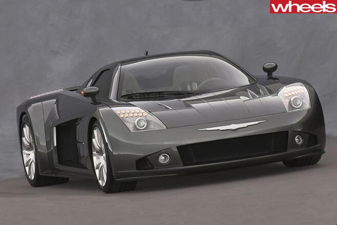 Chrysler -me -four -twelve -supercar