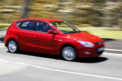 Hyundai i30 CRDi Long Termer - March 2009