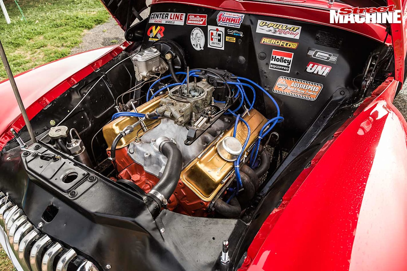 Holden FX gasser