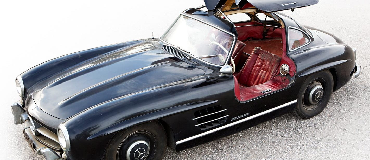 Unmolested collectible classic cars worth more