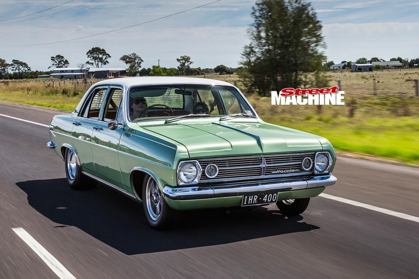 Holden -HR-onroad