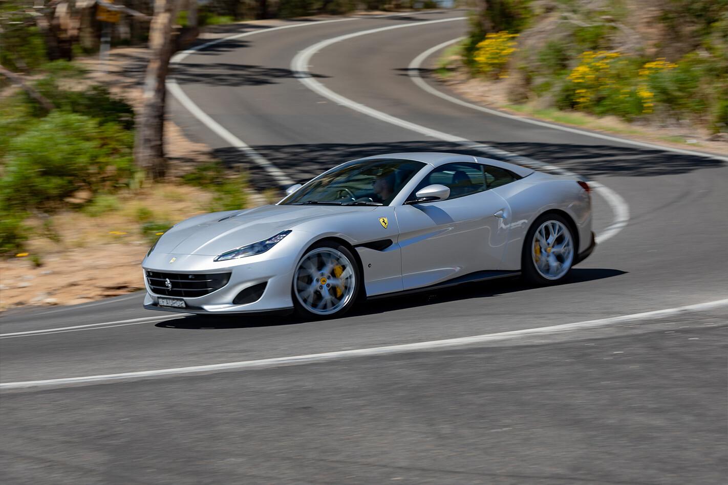 Ferrari Portofino Corner Jpg