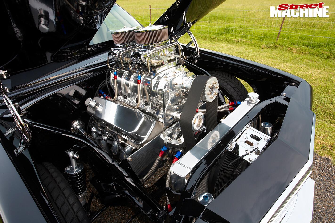 Holden -hq -ute -engine