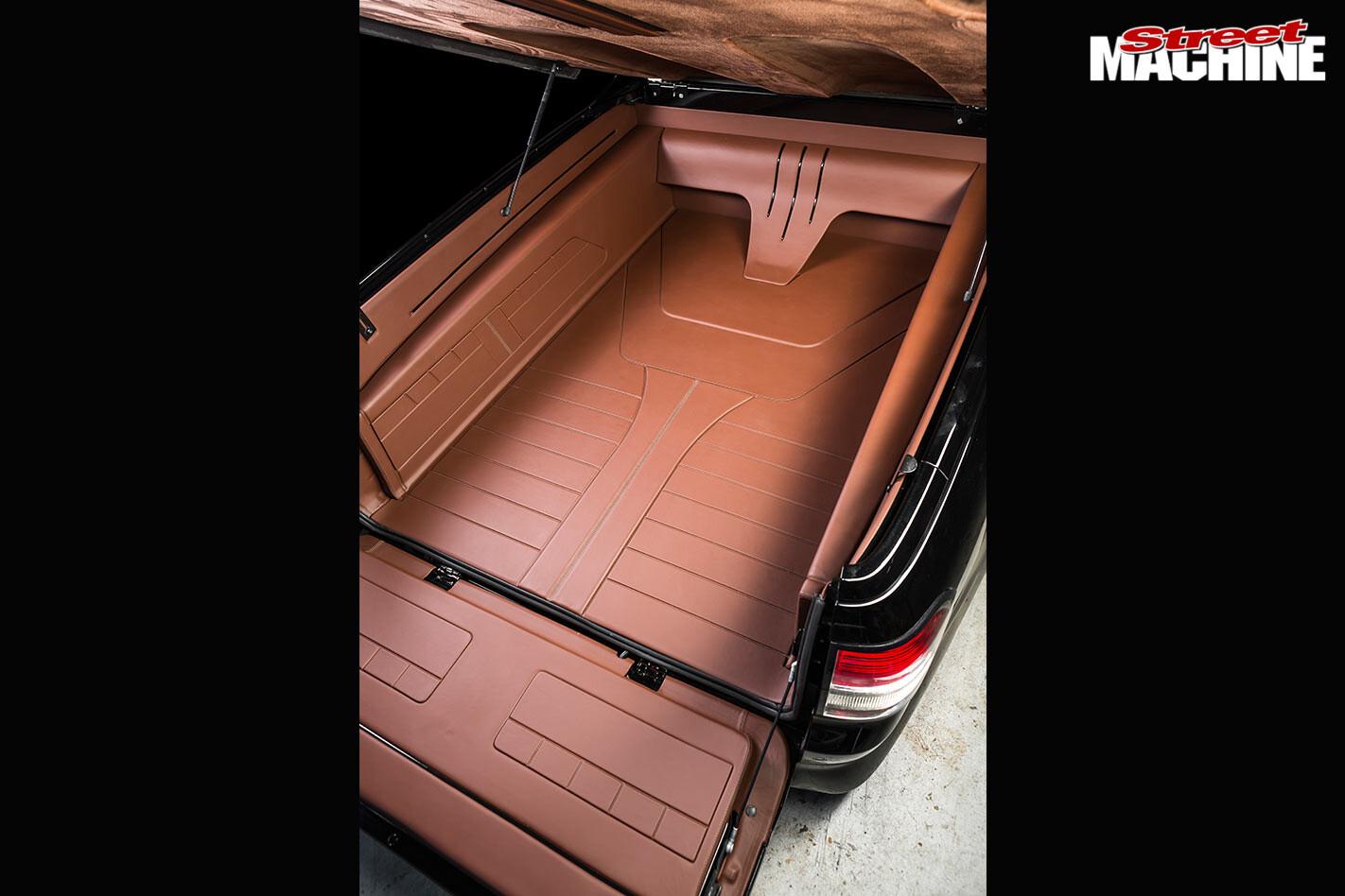 Holden VE ute tray