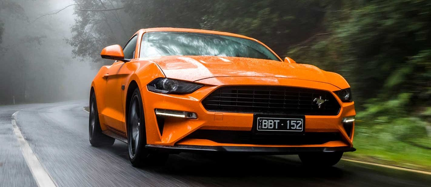 2020 Ford Mustang High Performance review