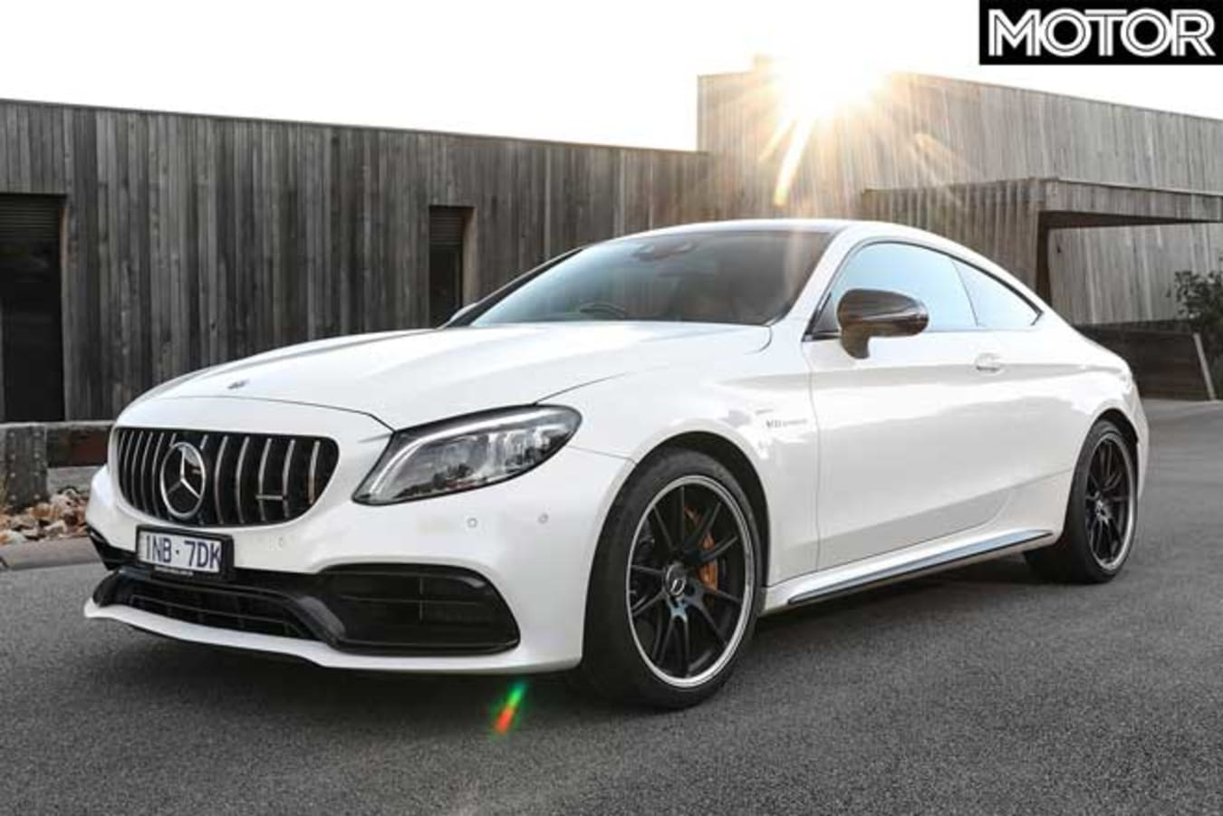 2019 Mercedes AMG C 63 S Coupe Front Jpg