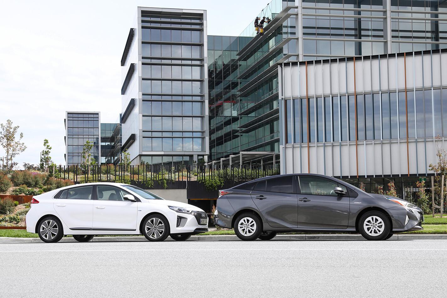 Hyundai Toyota Hybrid Duo Jpg