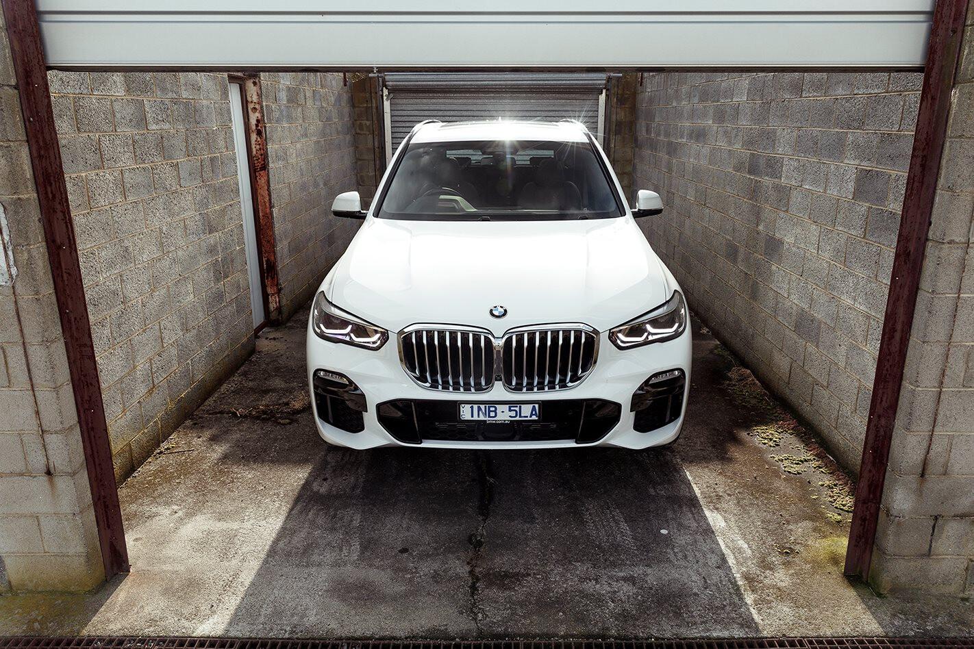 2020 BMW X5 COTY