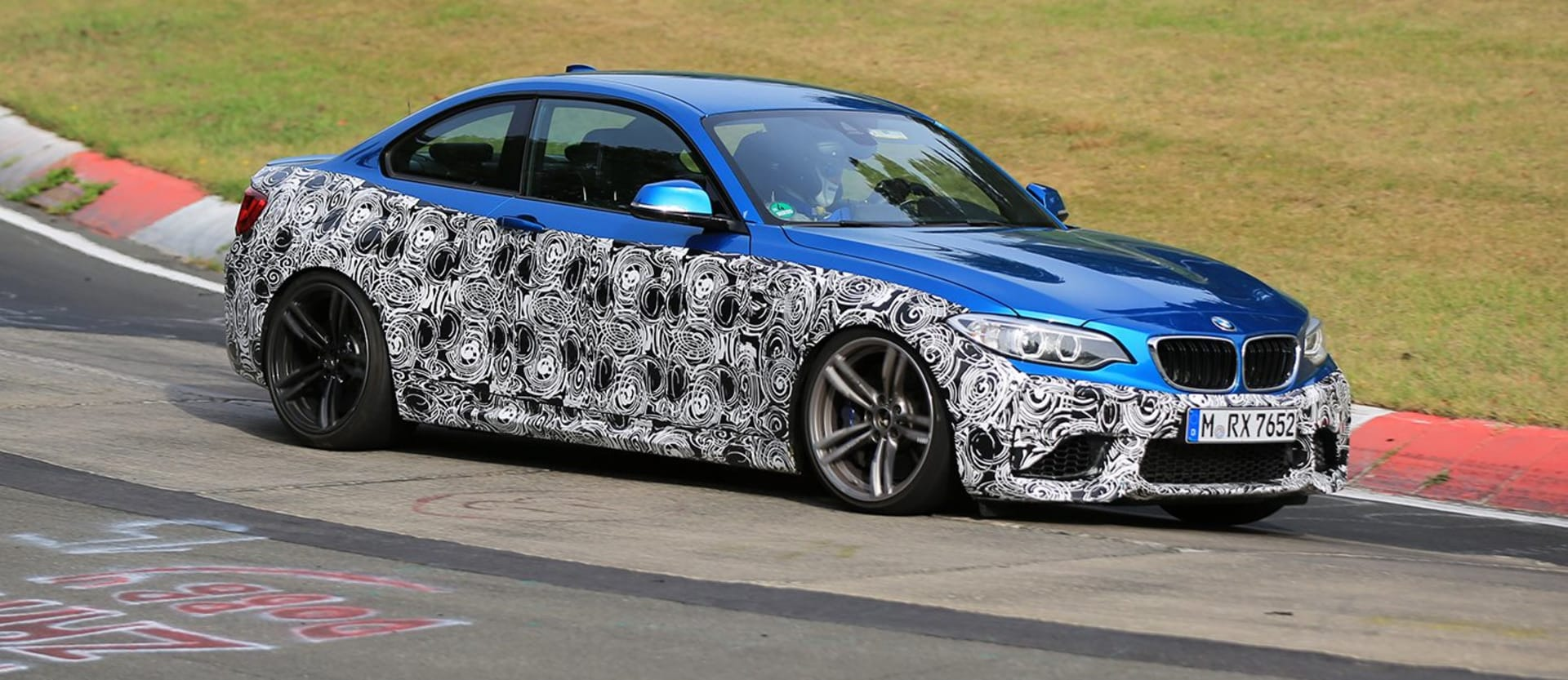 2018 BMW M2 Competition main