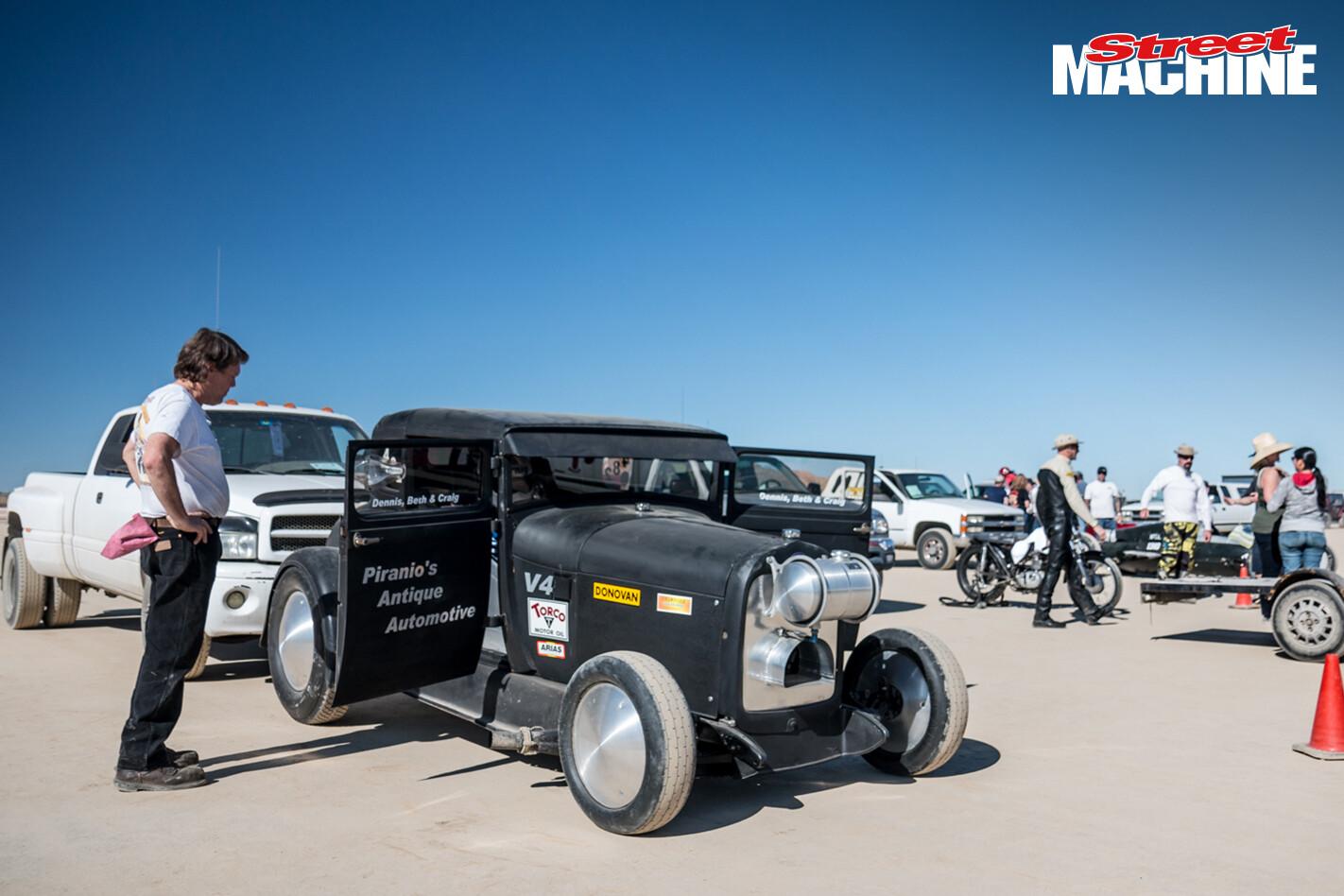 El Mirage Land Speed Racing 3932