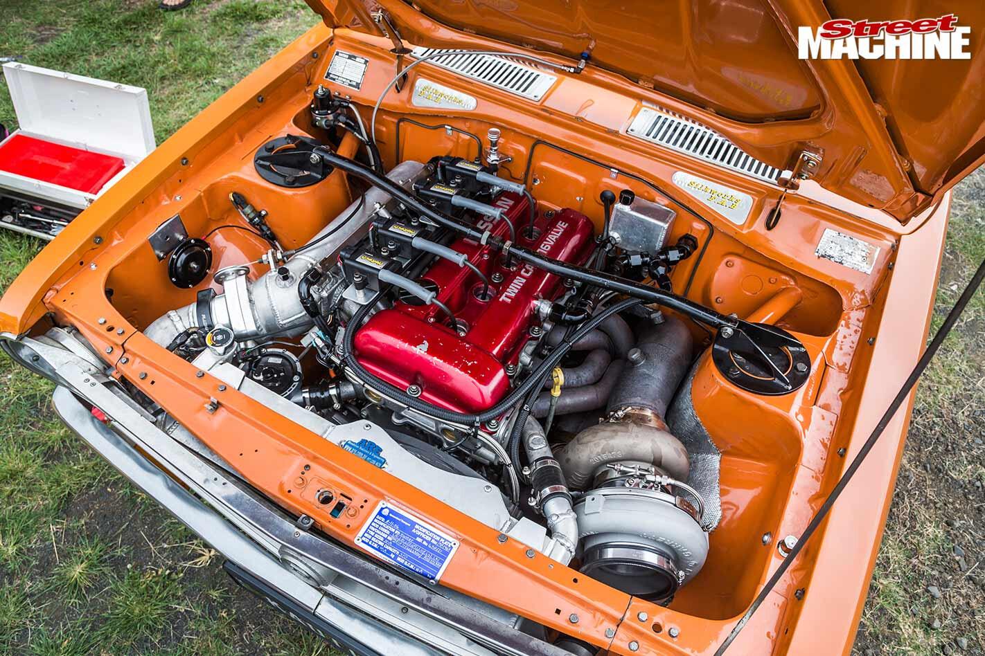 Datsun 1200 wagon