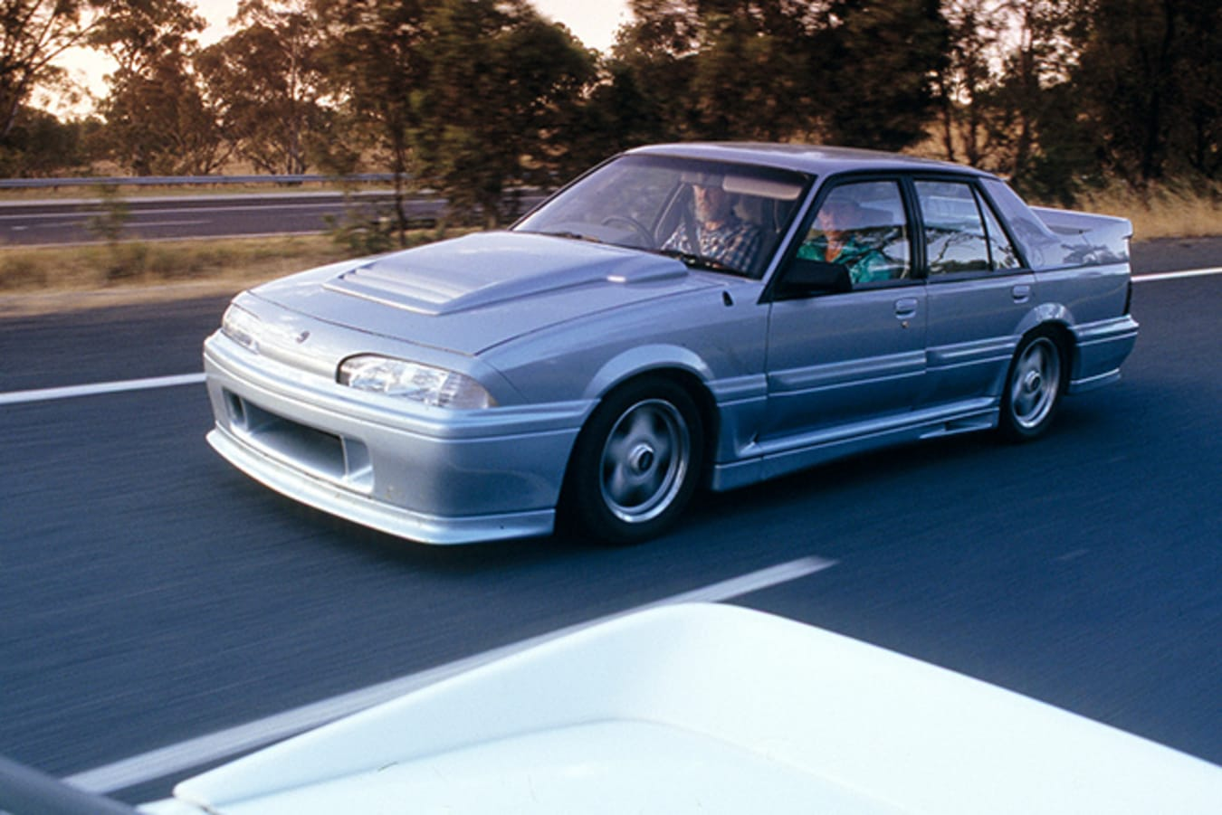 Holden VL Commodore Group A SS