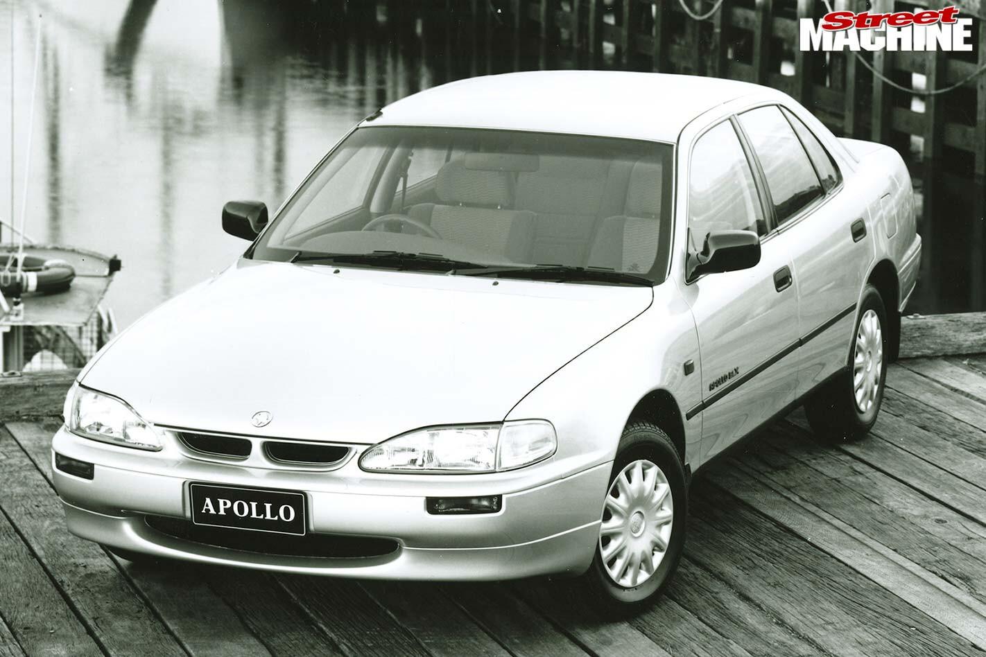 Holden Apollo