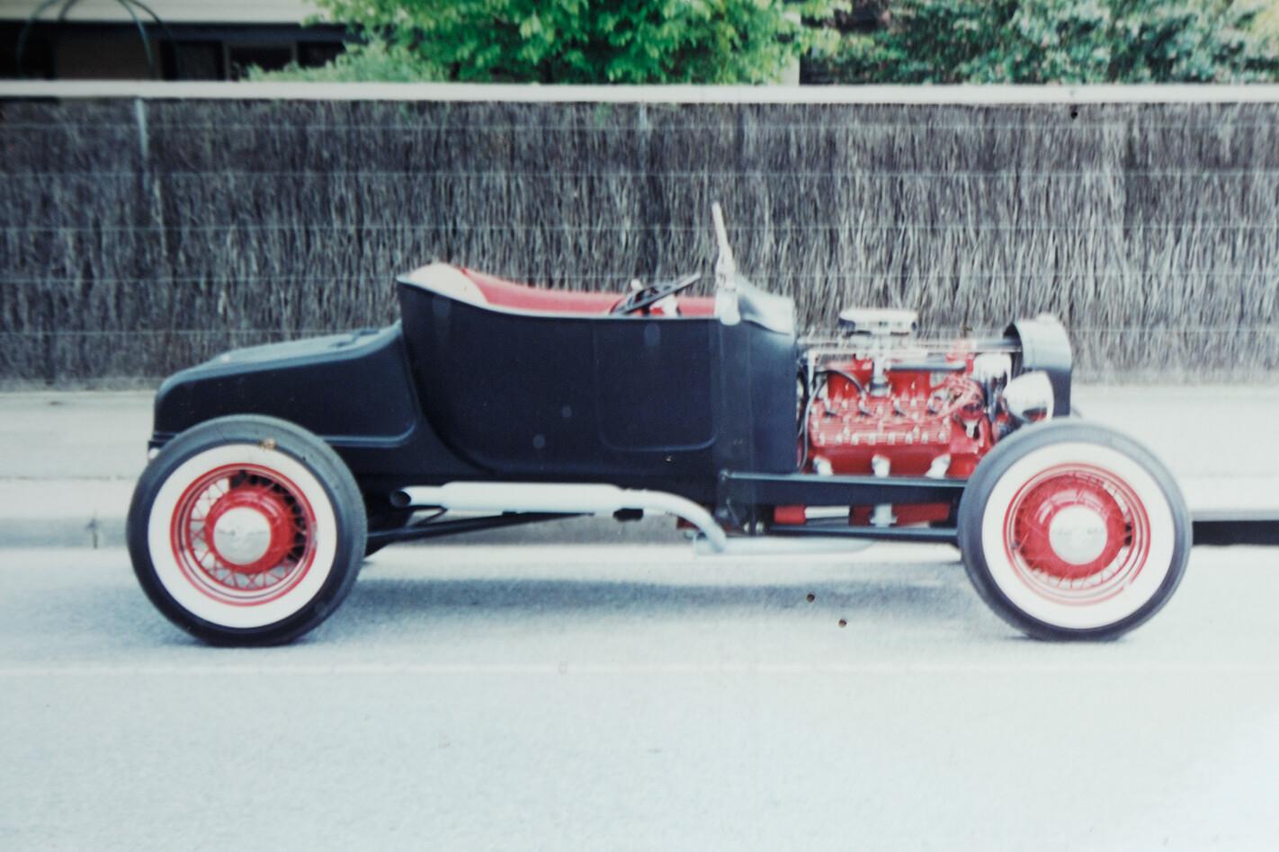 1922 Glass roadster