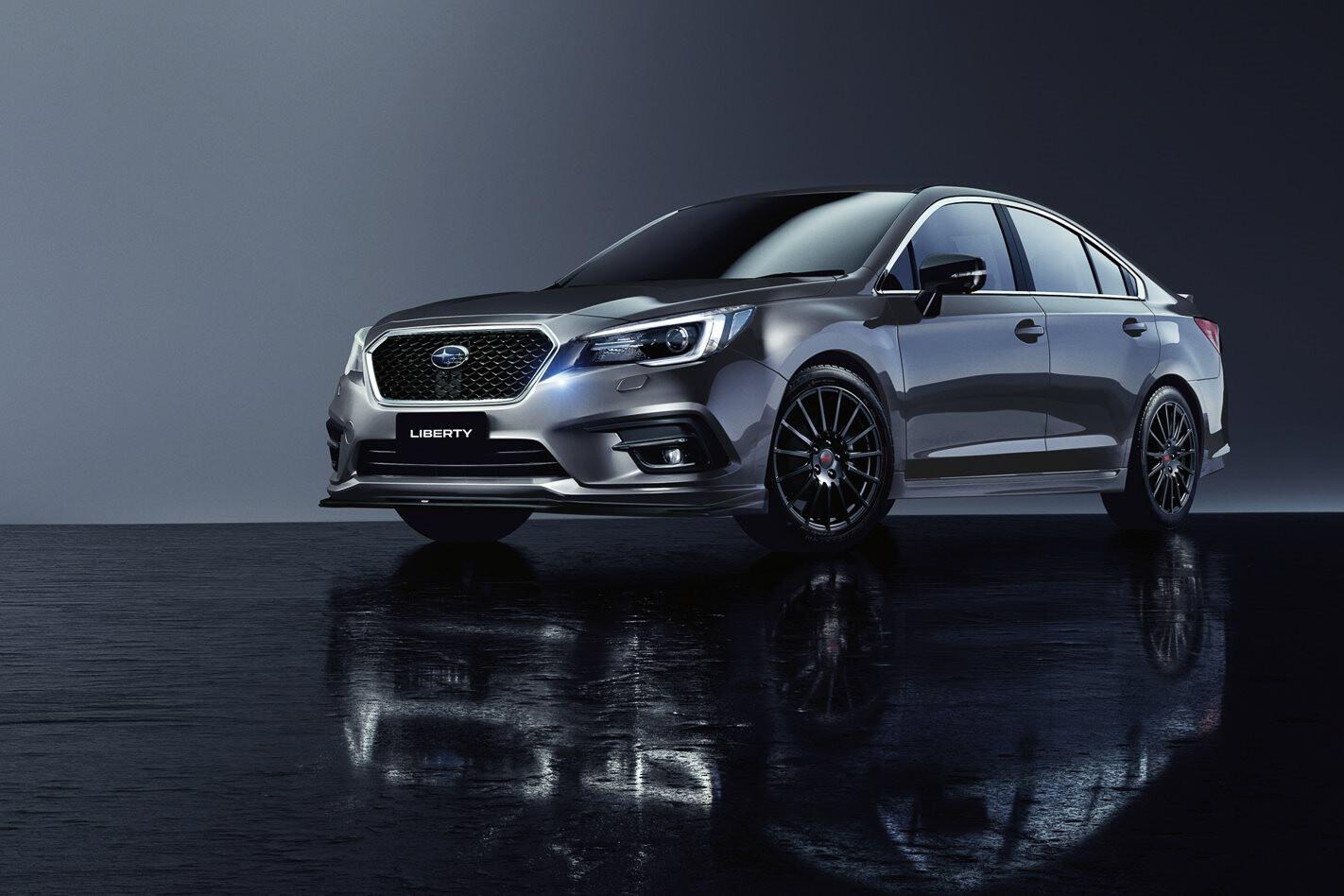 Subaru Liberty Final Edition 2020