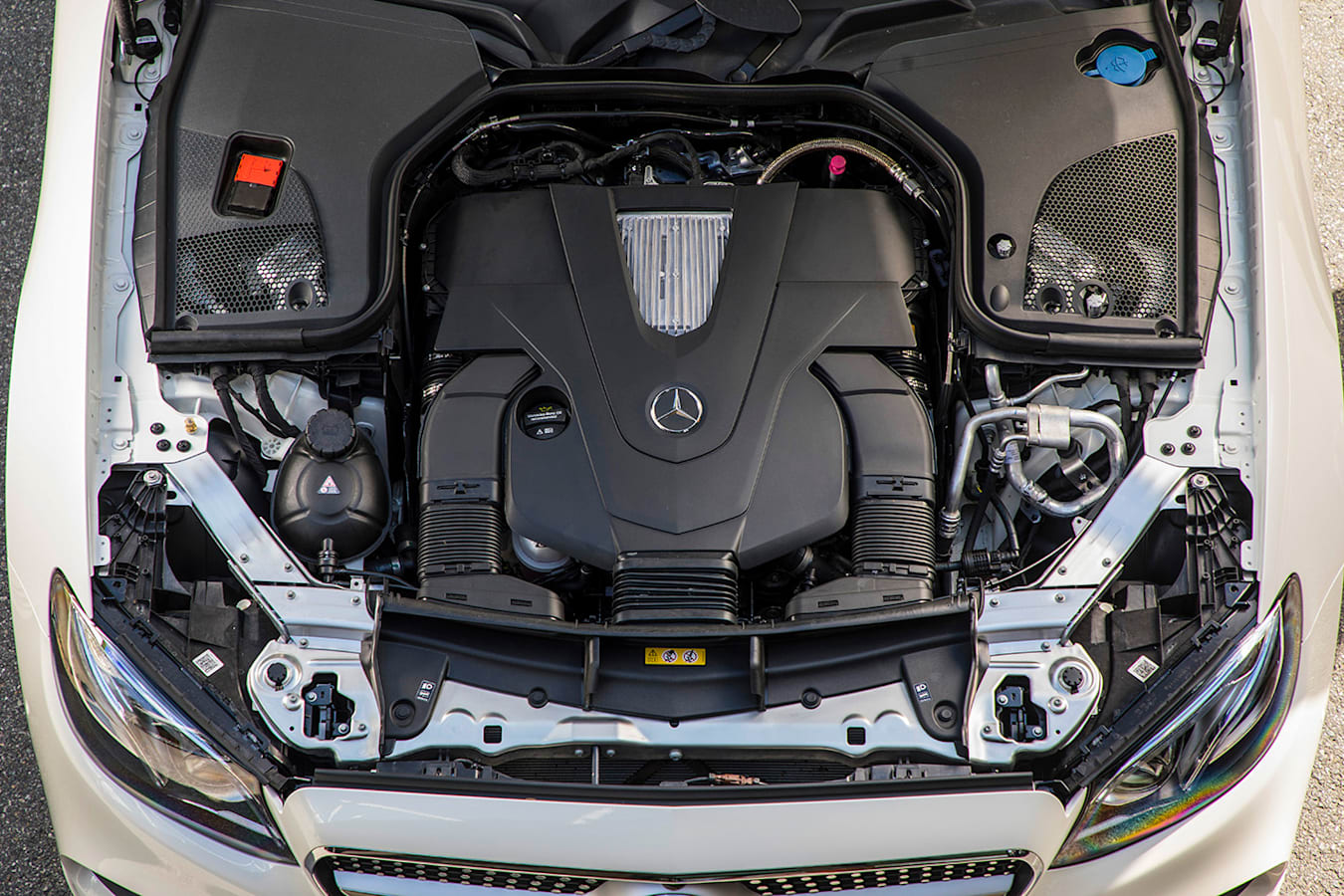 2018 Mercedes Benz E 400 Cabrio Engine Jpg
