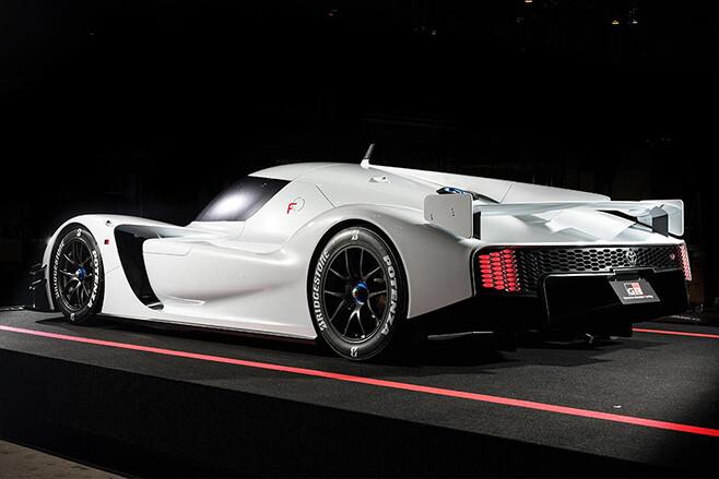 Toyota GR Super Sport Concept road car