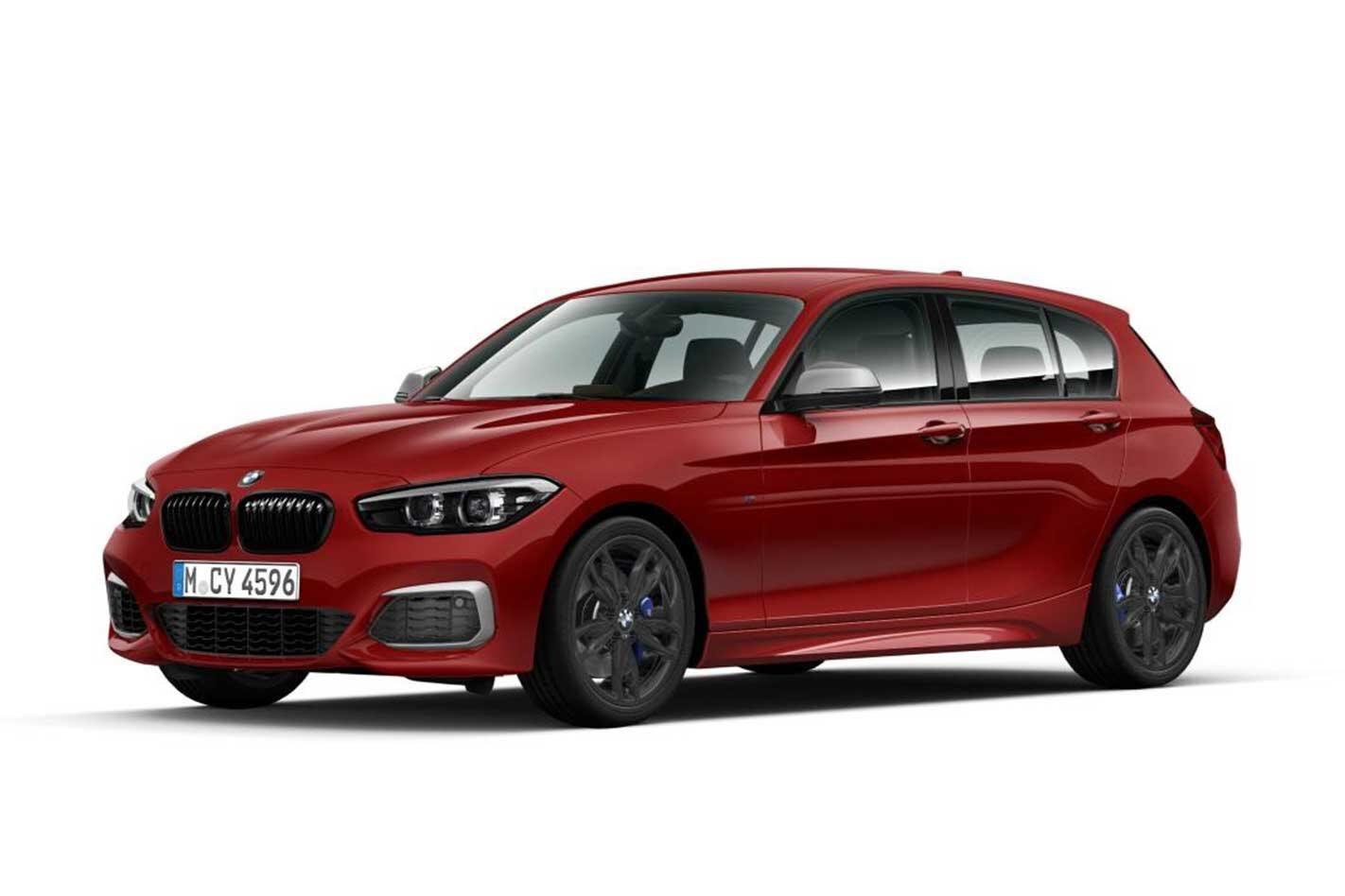 BMW M140i Finale Edition revealed