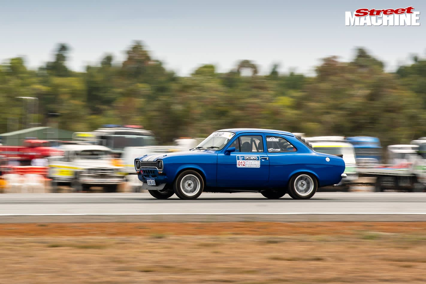 Ford Escort at Racewars