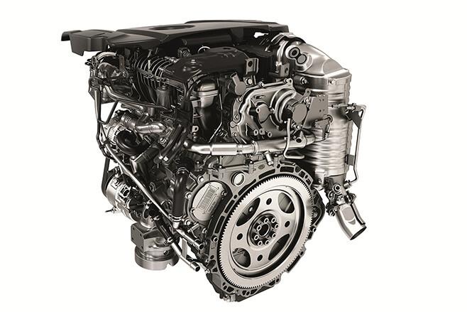 Range Rover Sport Engine