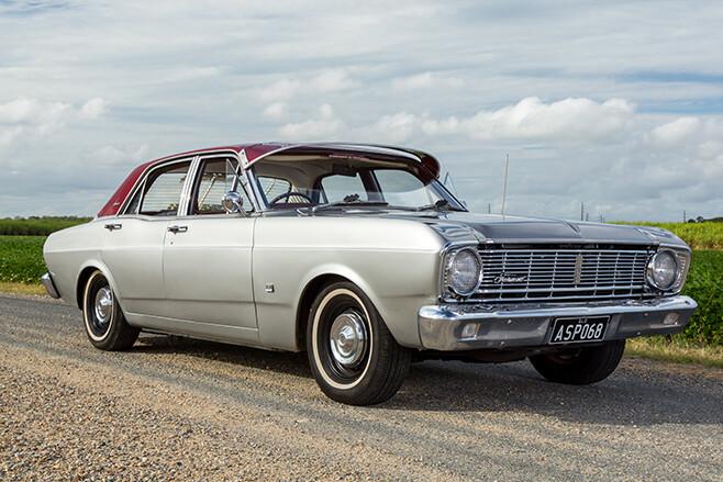 Ford XT Fairmont