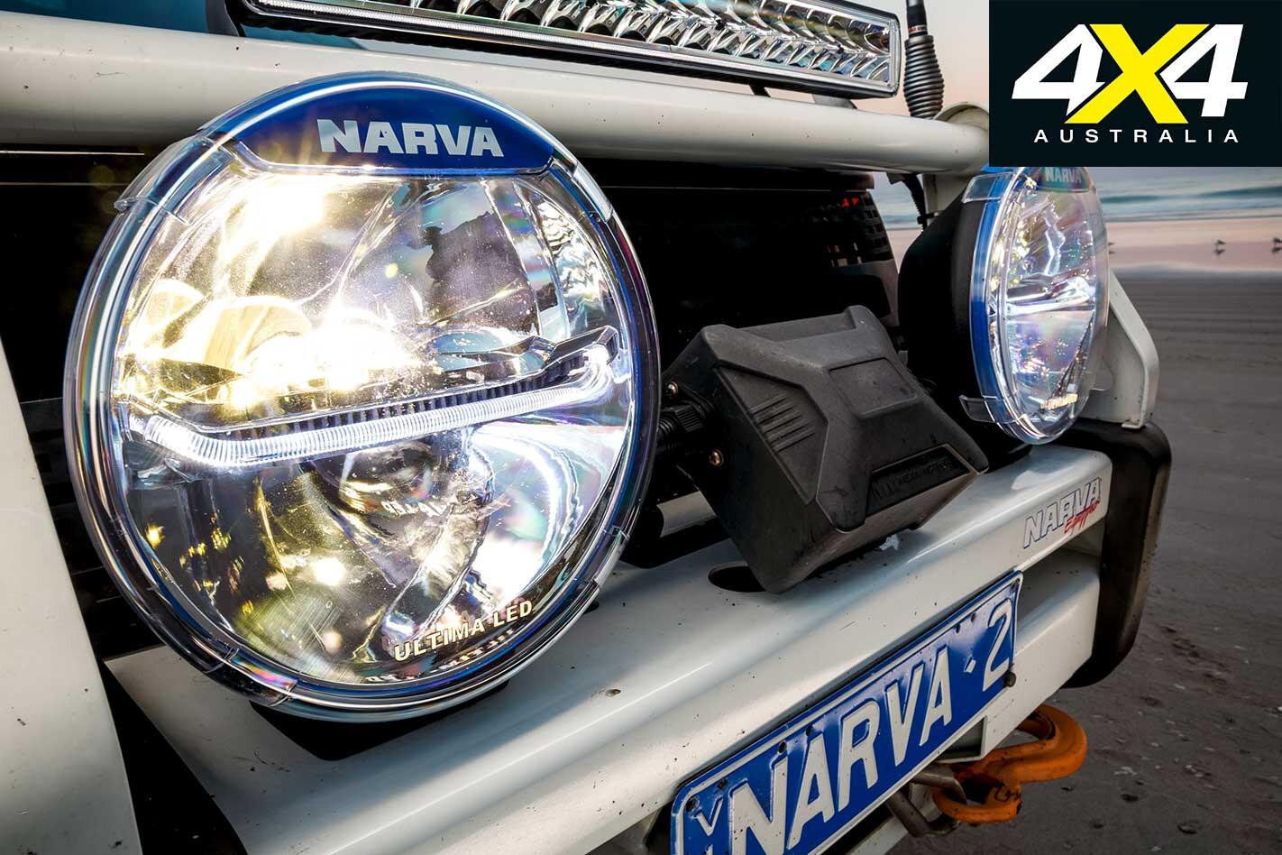 Narva Ultima LED 225 Driving Lights Construction Jpg