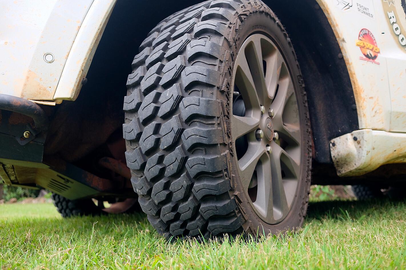 2017 Jeep Grand Cherokee wheels
